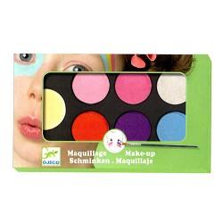 Παλέτα μακιγιάζ 6 χρώματα «Παστέλ»
