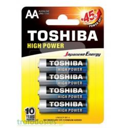 TOSHIBA ΑΛΚΑΛIKH AA (4τεμ.)