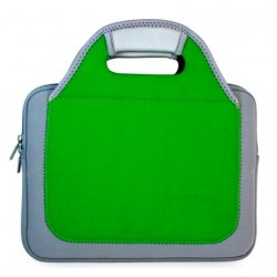 GOWIRELESS Τσάντα Vigo Νeoprene Green Για Νetbook & Tablet PC 10''