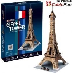 ΠΑΖΛ EIFFEL TOWER 20 Κομμάτια 3D εκδοσή