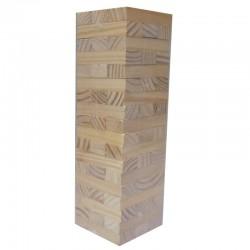 Επιτραπέζιο Πύργος Ισορροπίας  ξύλινο 54 τεμαχίων