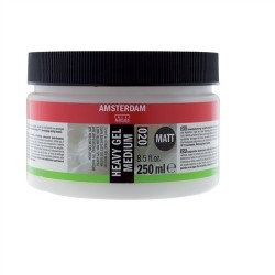 HEAVY GEL MEDIUM MATT 250ML