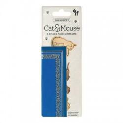 ΣΕΛΙΔΟΔΕΙΚΤΕΣ BOOKMINDERS Cat & Mouse