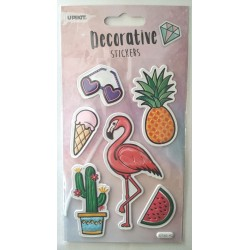 DECORATIVE STICKERS 2