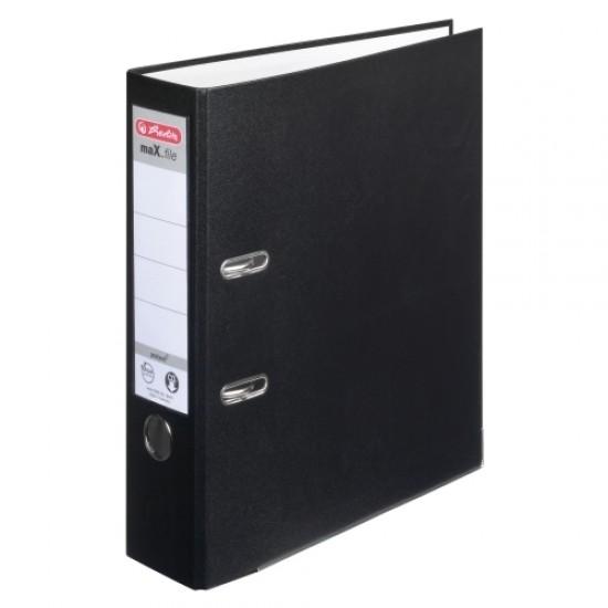 Κλασέρ Protect Α5, 8cm Μαύρο