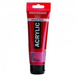 ΑΚΡΥΛΙΚΟ AMSTERDAM 120ML No 318 CARMINE