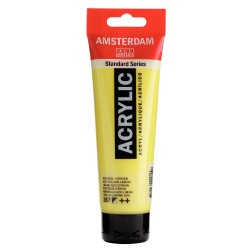 ΑΚΡΥΛΙΚΟ AMSTERDAM 120ML No 267 AZO YELLOW LEMON