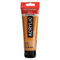 ΑΚΡΥΛΙΚΟ AMSTERDAM 120ML No 231 GOLD OCHRE