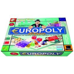 ΕΠΙΤΡΑΠΕΖΙΟ - EUROPOLY CLASSIC DOUBLE SPECIAL EDITION
