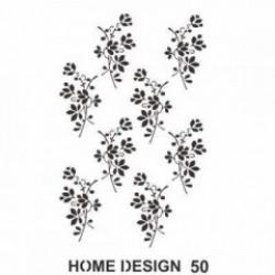 STENCIL 35X50CM HOME DESIGN ARTEBELLA KOD 50
