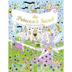 THE PRINCESS'S SECRET - A MAGICAL COLOURING BOOK