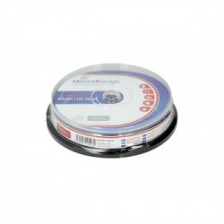 CD-R 80MIN MEDIARANGE 10ΤΜΧ