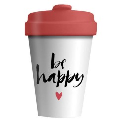 "ΠΟΤΗΡΙ BAMBOO ""BE HAPPY"" 400ML"