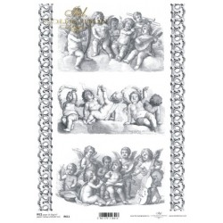 ΡΙΖΟΧΑΡΤΟ ΝΤΕΚΟΥΠΑΖ ART COLLECTION Α4 ANGELS