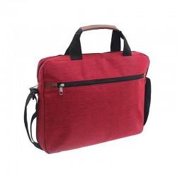 Τσάντα Laptop Κόκκινη 29x6x39 Mood