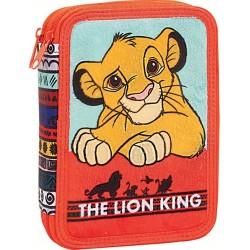 ΚΑΣΕΤΙΝΑ ΔΙΠΛΗ ΓΕΜΑΤΗ GIM - LION KING