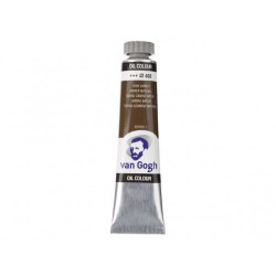ΛΑΔΙΑ VAN GOGH 20ML T.7 NO. 408 RAW UMBER