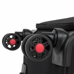 ΒΑΛΙΤΣΑ TROLLEY BLACK/RED TOURER MARCH 55X35X20CM