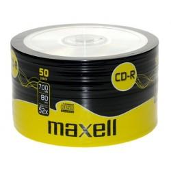CD-R 80MIN MAXELL 50ΤΜΧ