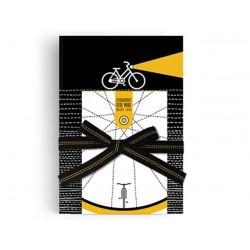 Σετ Δώρου Σημειωματάριο makeNOTES Cycling