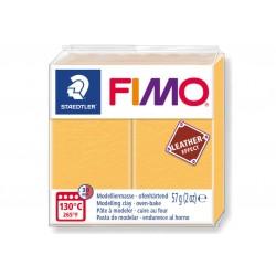 ΠΟΛΥΜΕΡΙΚΟΣ ΠΗΛΟΣ FIMO 57GR 109 SAFFRON YELLOW