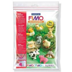 ΚΑΛΟΥΠΙΑ FIMO FARM ANIMALS