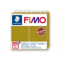 ΠΟΛΥΜΕΡΙΚΟΣ ΠΗΛΟΣ FIMO 57GR 519 OLIVE