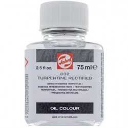 ΝΕΦΤΙ TALENS RECTIFIED TURPENTINE 032 75ML