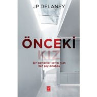 ÖNCEKİ KIZ - JP DELANEY