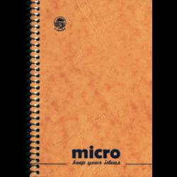 ΜΠΛΟΚ ΣΗΜΕΙΩΣΕΩΝ PRESSBOARD MICRO 2Θ 160Φ 13X18CM