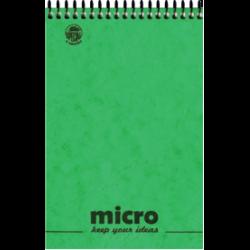 ΜΠΛΟΚ ΣΗΜΕΙΩΣΕΩΝ PRESSBOARD MICRO 2Θ 160Φ 9X15CM