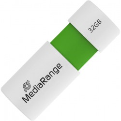 USB 2.0 MEDIARANGE 32GB GREEN