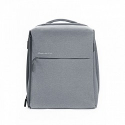 ΤΣΑΝΤΑ ΠΛΑΤΗΣ XIAOMI MI BUSINESS BACKPACK LIGHT GREY 14.1''