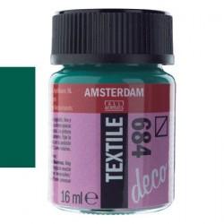 ΧΡΩΜΑ ΓΙΑ ΥΦΑΣΜΑ Amsterdam Textile 16ml No684 Πράσινο