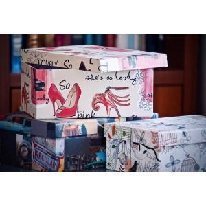 Κουτιά Αποθήκευσης και Σακούλες