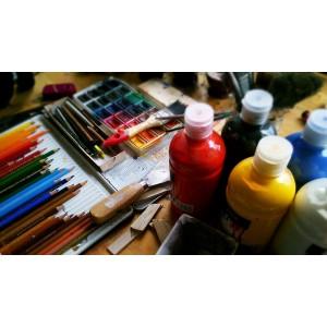 Εξοπλισμός Ζωγραφικής