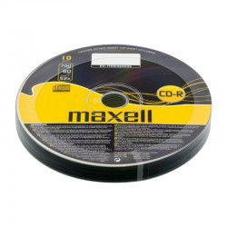 CD-R 80MIN MAXELL 10ΤΜΧ