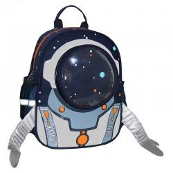 Τσάντα Πλάτης Νηπιαγωγείου Must Διάστημα 31x16x26 2 Θήκες